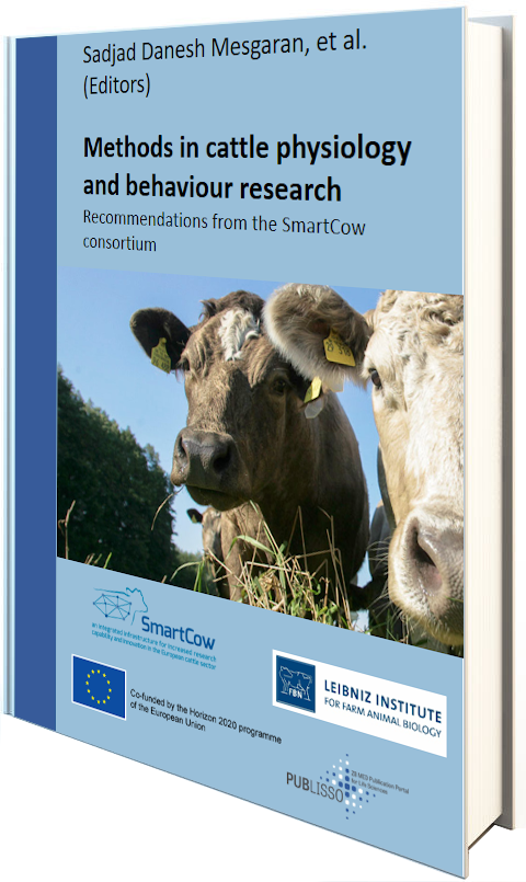 Cover: Methods in cattle physiology and behaviour research – Recommendations from the SmartCow consortium